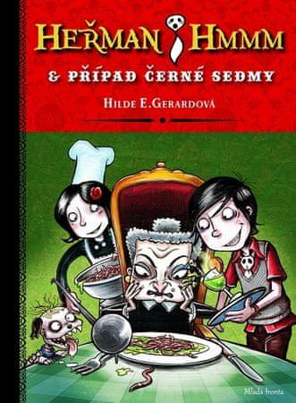 Gerard Hilde E.: Heřman Hmmm a případ černé sedmičky