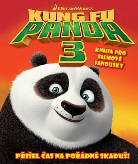 Kung Fu Panda 3 - Kniha pro filmové fanoušky