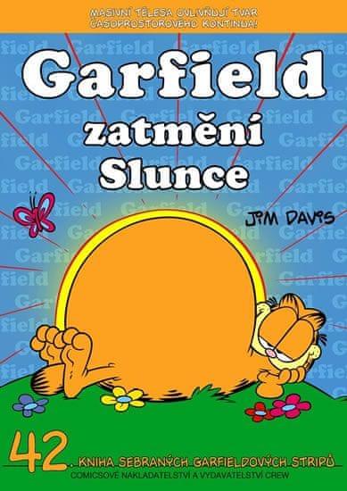 Davis Jim: Garfield - Zatmění Slunce (č. 42)