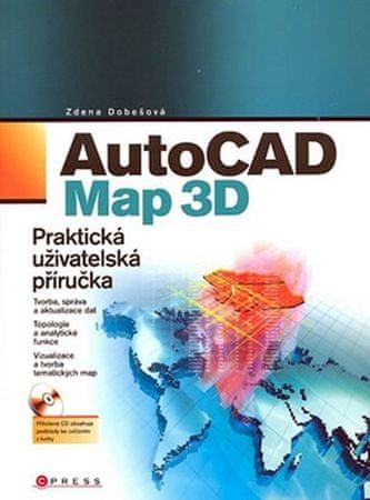 Dobešová Zdena: Autocad map 3D