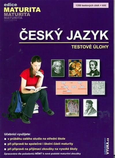 Mašková Drahuše Mgr.: Český jazyk - testové úlohy