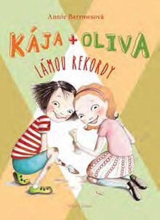 Barrowsová Annie: Kája + Oliva lámou rekordy