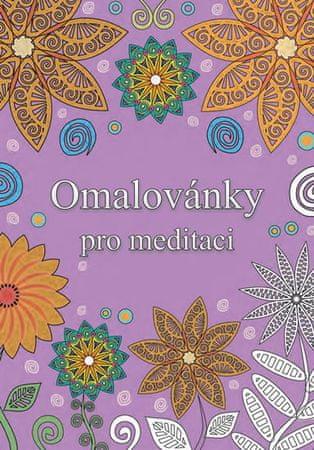 Omalovánky pro meditaci