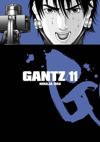 Oku Hiroja: Gantz 11