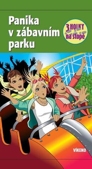 Sol Mira: Panika v zábavním parku – Tři holky na stopě