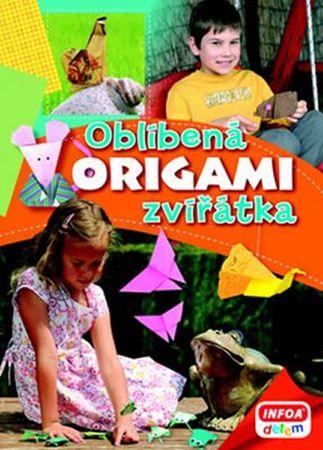 Origami Oblíbená zvířátka