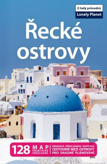 Řecké ostrovy - Lonely Planet