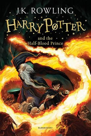 Rowlingová Joanne Kathleen: Harry Potter and the Half-Blood Prince