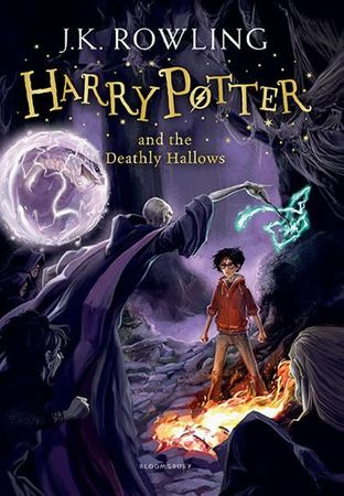 Rowlingová Joanne Kathleen: Harry Potter and the Deathly Hallows