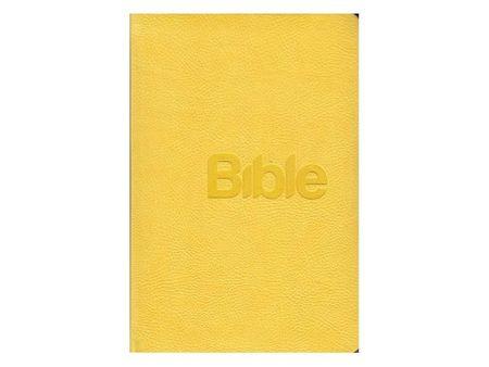 BIBLE překlad 21. století - charme žlutá