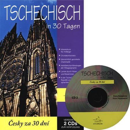 Tschechisch in 30 Tagen s 2 CD