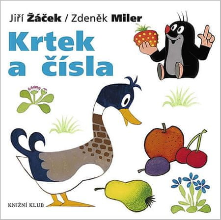 Miler Zdeněk, Žáček Jiří: Krtek a čísla