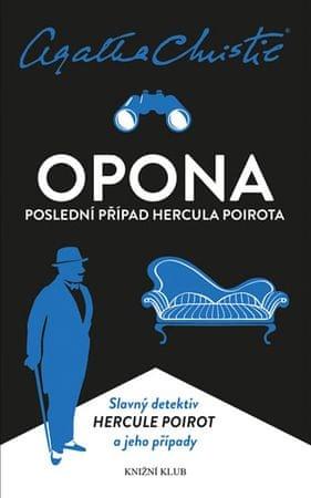 Christie Agatha: Opona: Poslední případ Hercula Poirota