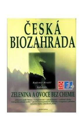 Hradil Radomil: Česká biozahrada