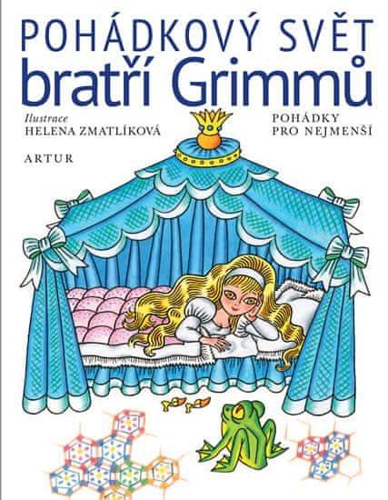 Grimmové J. a W.: Pohádkový svět bratří Grimmů