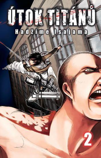Hadžime Isajama: Útok titánů 2
