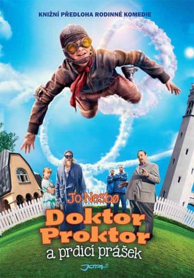 Nesbo Jo: Doktor Proktor a prdící prášek (filmová obálka)