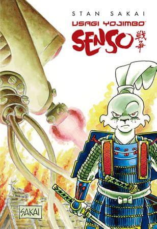Sakai Stan: Usagi Yojimbo - Senso