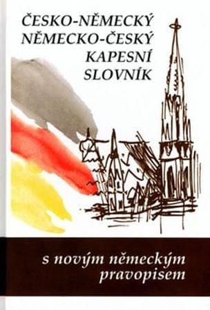 Steigerová a kolektiv Marie: Česko-něměcký, německo český kapesní slovník