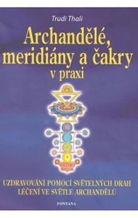 Thali Trudi: Archandělé, meridiány a čakry v praxi - Uzdravování pomocí světelných drah, léčení ve s