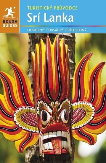 Gavin Thomas: Srí Lanka - Turistický průvodce