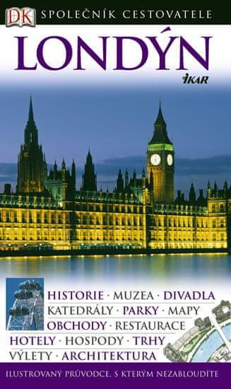 Leapman Michael: Londýn - Společník cestovatele