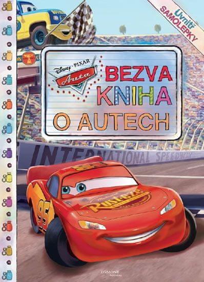 Disney Walt: Auta - Bezva kniha o Autech