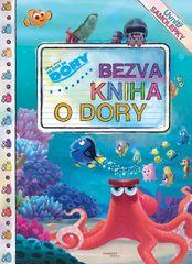 Disney Walt: Hledá se Dory - Bezva kniha o Dory