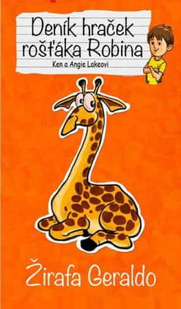 Lakeovi Ken a Angie: Žirafa Geraldo - Deník hraček rošťáka Robina