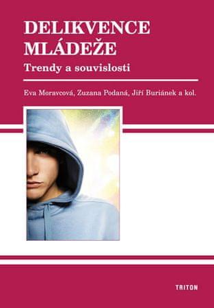 Moravcová Eva, Podaná Zuzana: Delikvence mládeže - Trendy a souvislosti