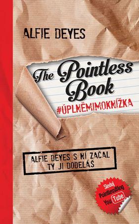 Deyes Alfie: The Pointless Book / Úplně mimo knížka - Alfie Deyes s ní začal, ty ji doděláš