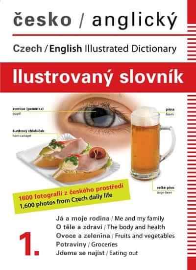 Dolanská Hrachová Jana: Česko-anglický ilustrovaný slovník 1.