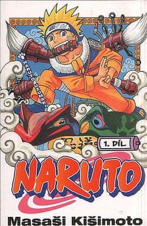 Kišimoto Masaši: Naruto 1 - Naruto Uzumaki