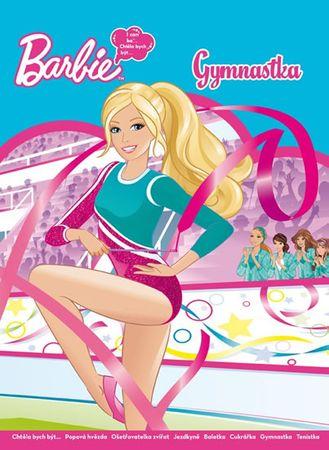 Mattel: Barbie - Chtěla bych být - Gymnastka