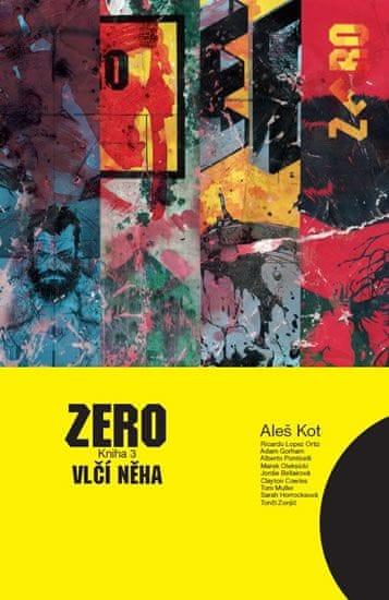 Kot Aleš: Zero 3 - Vlčí něha