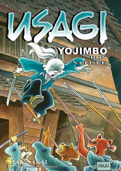 Sakai Stan: Usagi Yojimbo - Hon na lišku