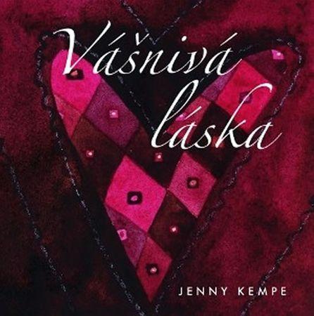 Kempe Jenny: Vášnivá láska - dárková kniha