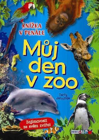 Jennings Terry: Můj den v zoo - Knížka v penále