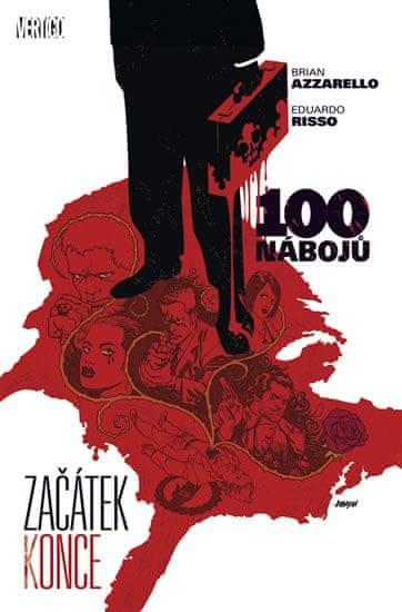 Azzarello Brian, Risso Eduardo,: 100 nábojů 11 - Začátek konce