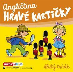 Šamalíková Pavlína: Angličtina - Hravé kartičky - žlutý trhák
