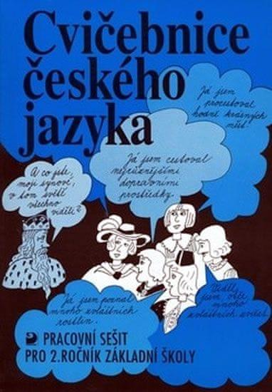 Polanská Jiřina: Cvičebnice českého jazyka pro 2. ročník ZŠ