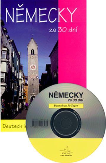 Koubková Jaroslava: Německy za 30 dní + CD