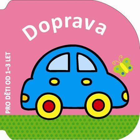 Doprava - pro děti od 1–3 let