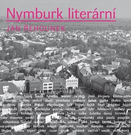 Řehounek Jan: Nymburk literární