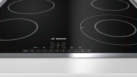 Bosch PKF645FP1E steklokeramična kuhalna plošča - Odprta embalaža