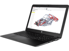 HP prenosnik ZBook 15u G4 i7-7500U/16GB/256SSD/W10Pro (Y6K01EA)