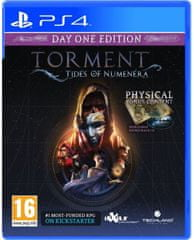 Techland Torment: Tides of Numenera / PS4