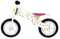 Jabadabado Rowerek biegowy różowy T224