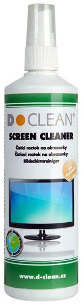 D-CLEAN Čisticí roztok na monitory, LCD, TFT, plazma