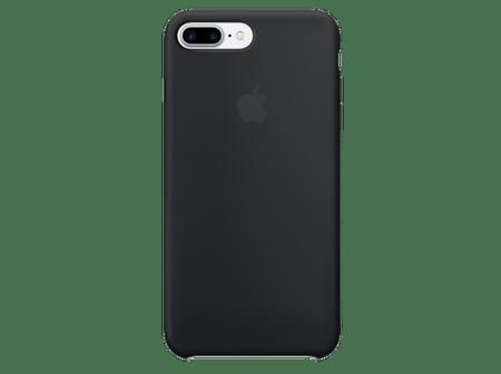 Apple silikonska maska za iPhone 7 Plus, Black